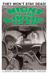 Night of the Living Dead no. 2 (2012 Series) (Classic Variant) (MR)