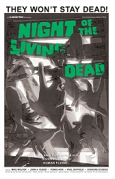 Night of the Living Dead no. 3 (2012 Series) (Classic Variant) (MR)