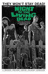 Night of the Living Dead no. 4 (2012 Series) (Classic Variant) (MR)