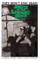 Night of the Living Dead no. 5 (2012 Series) (Classic Variant) (MR)