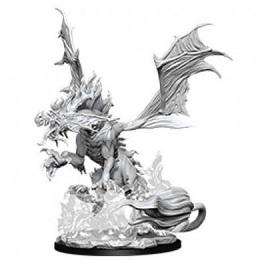 Pathfinder Battles Deep Cuts Unpainted Miniatures Wave 12: Nightmare Dragon