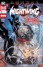 Nightwing Annual no. 2 (2016 Series)