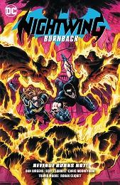 Nightwing Burnback TP