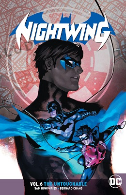 Nightwing: Volume 6: The Untouchable TP