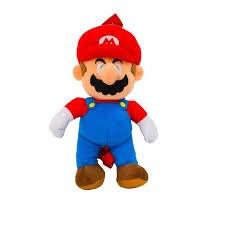 Nintendo Super Mario Plush Backpack
