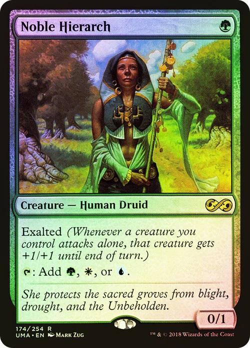 Noble Hierarch - Foil (Conflux)