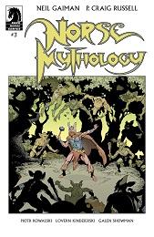 Norse Mythology no. 3 (2020 Series)