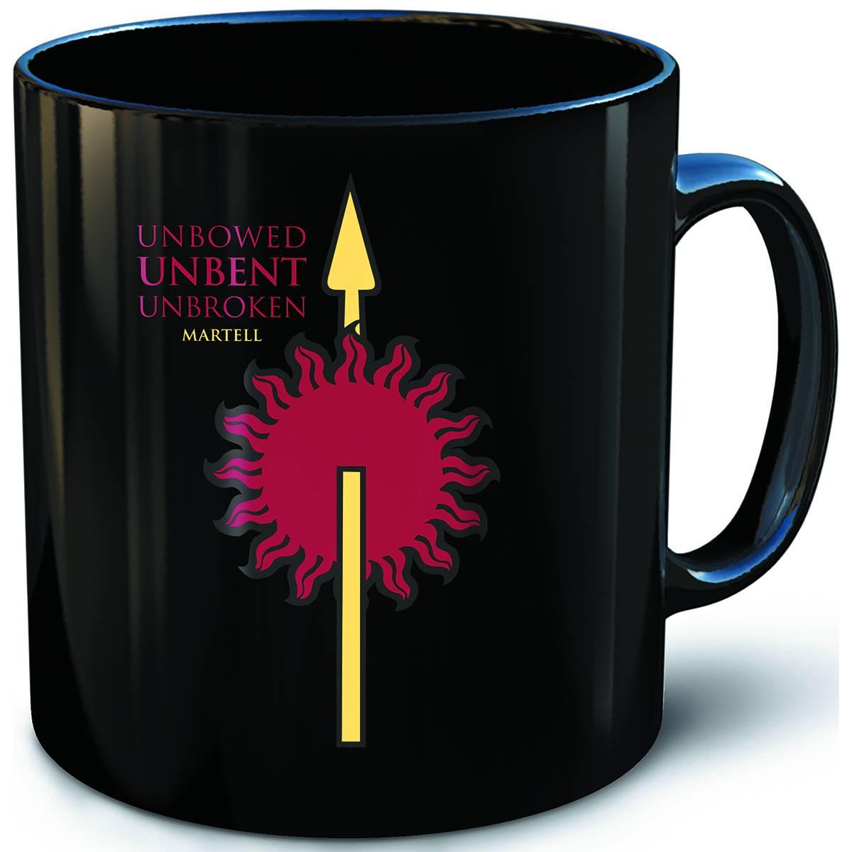 Game of Thrones: Martell Mug