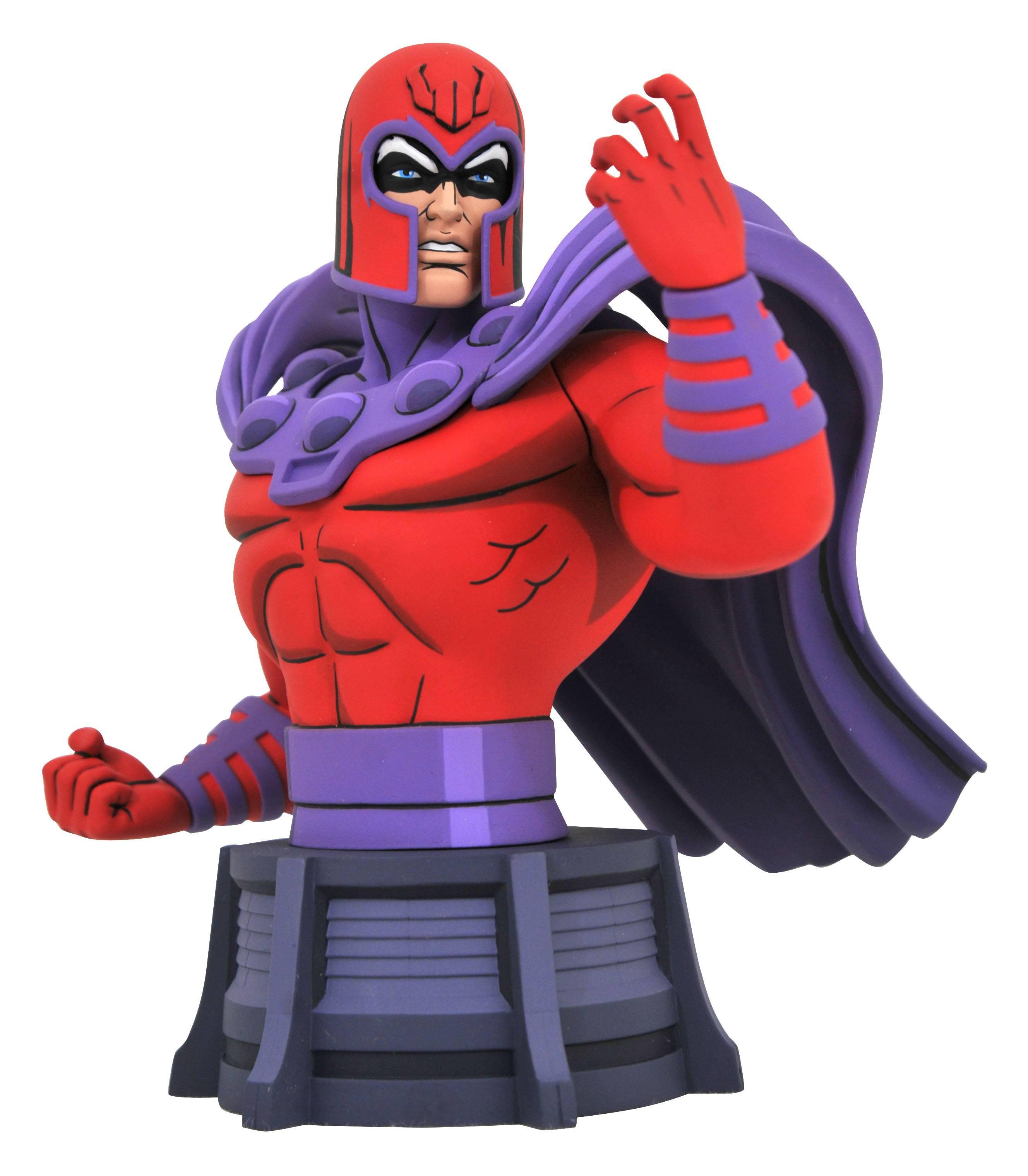 Animated X-Men: Magneto Resin Bust
