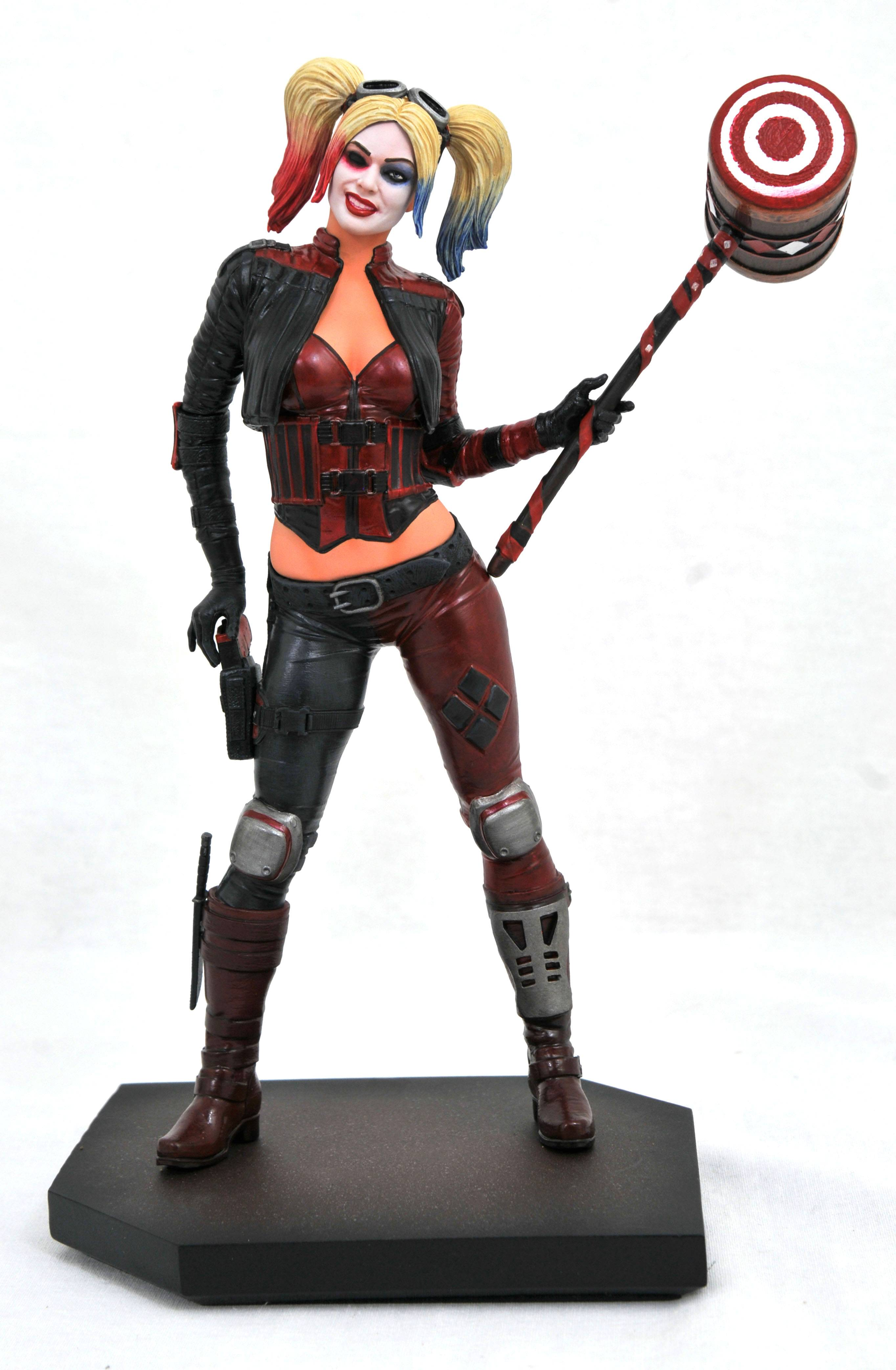 DC Gallery: Injustice 2 Harley Quinn PVC Figure