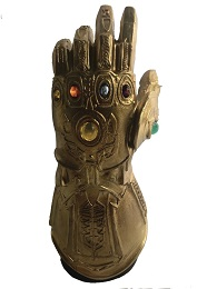 Marvel Cinematic Infinity Gauntlet with LED Lights