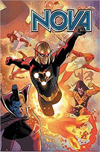 Nova by Abnett Complete Collection: Volume 2 TP