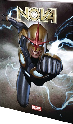 Nova by Abnett Complete Collection: Volume 1 TP