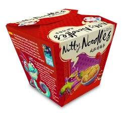 Nutty Noodles Board Game