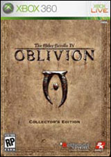 The Elder Scrolls IV: Oblivion: Collectors Edition Edition - XBOX 360 - Used