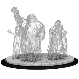 Magic The Gathering Unpainted Miniatures Wave 13: Obzedat Ghost Council