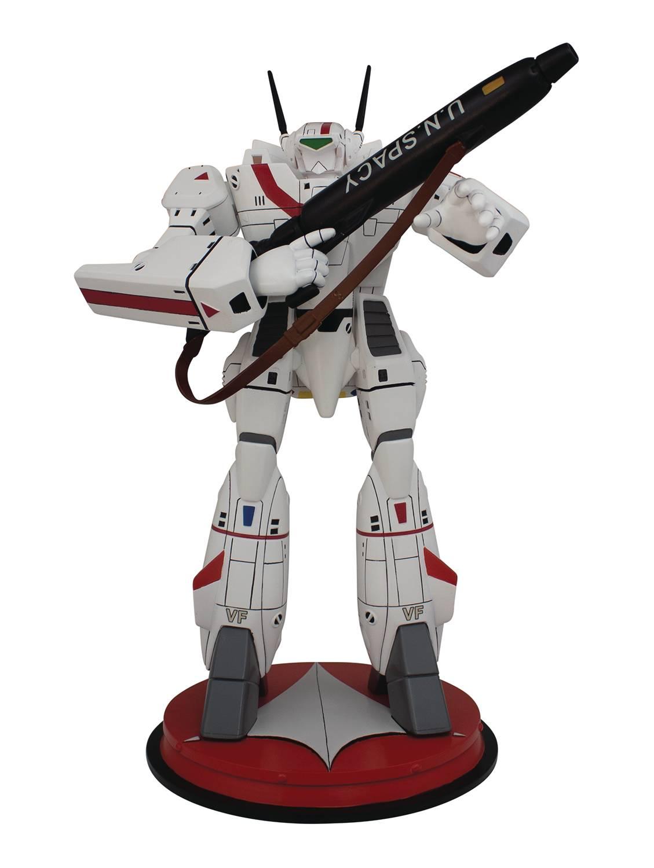 Robotech FV-1J Rick Hunter Battloid Statue