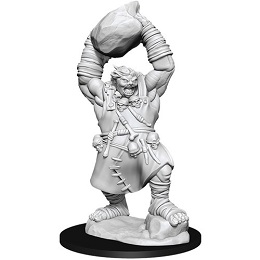 Pathfinder Battles Deep Cuts Unpainted Miniatures Wave 11: Ogre