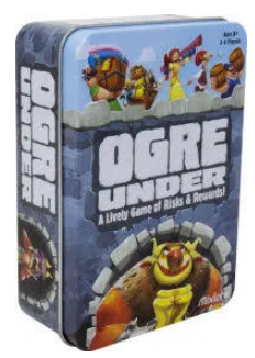 Ogre Under Card Game