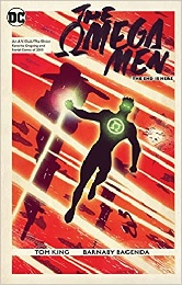 The Omega Men: The End is Here TP - Used