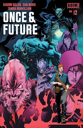 Once and Future no. 12 (2019 Series)