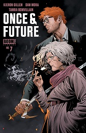 Once and Future no. 7 (2019 Series)