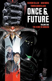 Once and Future Volume 1 TP