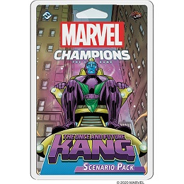 Marvel Champions LCG: The Once and Future Kang Pack