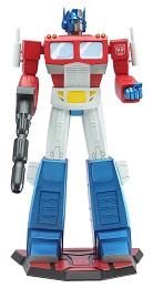 Transformers: Optimus Prime 9in PVC Statue