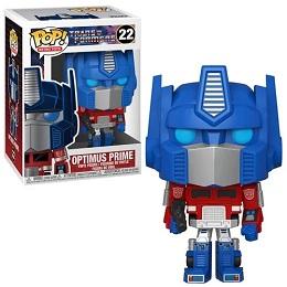 Funko POP: Vinyl: Transformers: Optimus Prime
