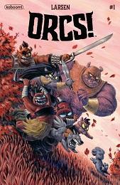 Orcs no. 1 (2021 Series)