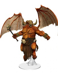 Dungeons and Dragons Fantasy Miniatures: Icons of the Realms Premium Figure: Orcus, Lord of Undeath