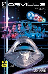 Orville: Launch Day no. 1 (2020 Series)