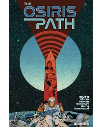 The Osiris Path no. 1 (2020 Series)