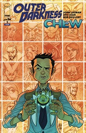 Outer Darkness: Chew no. 2 (2020 Series)