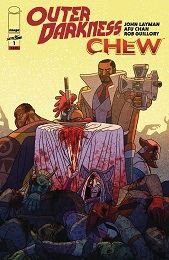 Outer Darkness: Chew no. 1 (2020 Series)
