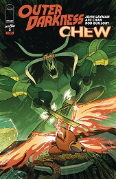Outer Darkness: Chew no. 3 (2020 Series)