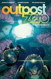 Outpost Zero Volume 3 TP
