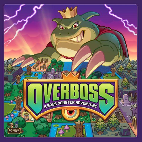 Overboss: A Boss Monster Adventure Board Game