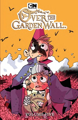 Over the Garden Wall: Volume 5 TP