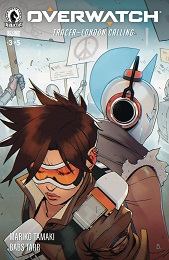 Overwatch: Tracer London Calling no. 3 (2020 Series)