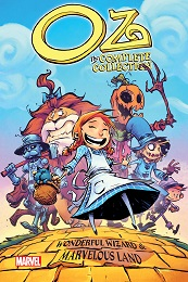 Oz Complete Collection Volume 1: Wonderful Wizard and Marvelous Land GN