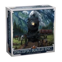 Pacific Rails Inc. Board Game