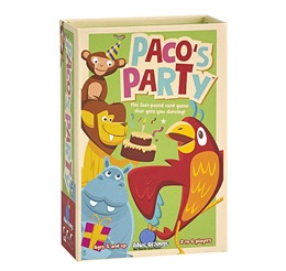 Paco's Party Card Game