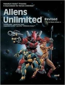 Aliens Unlimited - Used