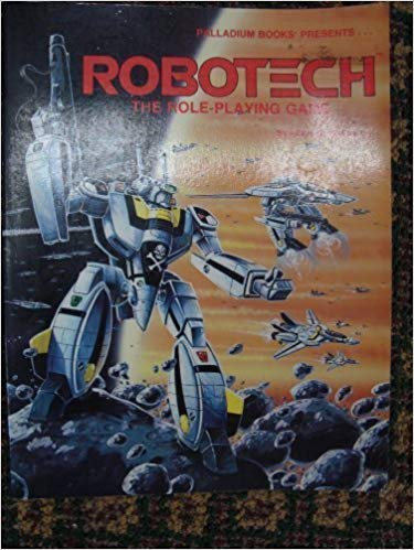 Robotech the Role Playing Game - Used