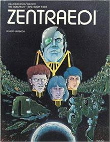 Robotech RPG: Book Three: Zentraedi - Used