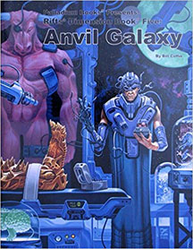 Rifts Dimension Book Five: Anvil Galaxy - USED