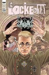 Locke and Key: In Pale Battalions Go no. 2 (2020 Series)