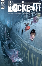 Locke and Key: In Pale Battalions Go no. 3 (2020 Series)